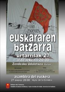 Batzarra urt 2016