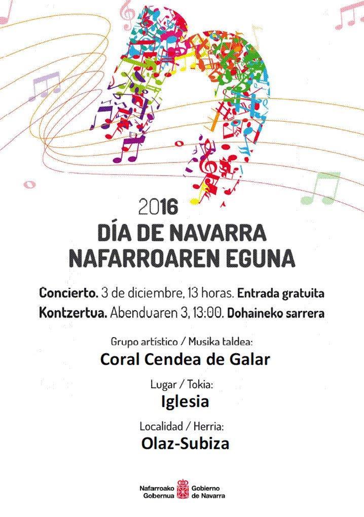Día de Navarra 2016