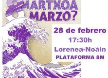 CAFÉ TERTULIA ¿PORQUÉ UNA HUELGA FEMINISTA PARA EL 8 DE MARZO?