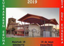18 de mayo Día del Euskera en Esquíroz