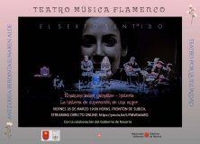 Música, Teatro y Flamenco/Marzo y Mujer